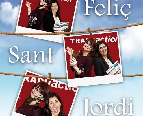 Sant Jordi també és el patró dels traductors